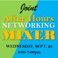 September Virtual Joint After Hours Networking Mixer