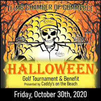 TI/MB Chamber Halloween Golf Tournament & Benefit Presented by Caddy's on the Beach