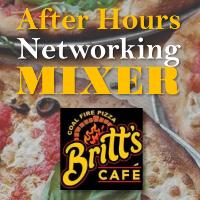 October After Hours Mixer | Britt's Coal Fire Pizza