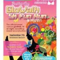 Butterfly GloWalk, 5K Fun Run