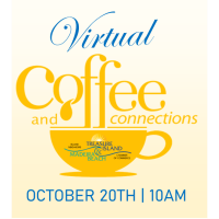 October Virtual Coffee & Connections Monthly Meeting
