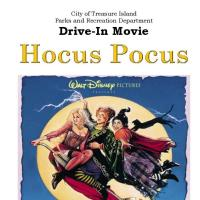 Spooktacular Movie in the Park