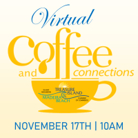 November Virtual Coffee & Connections Monthly Meeting