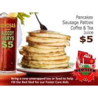 Robby's Pancake Breakfast