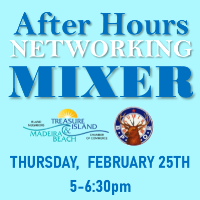 February After Hours Networking Mixer