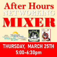 March After Hours Networking Mixer