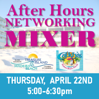 April After Hours Networking Mixer & Ribbon Cutting