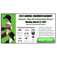 2021 Annual Norton Chamber Banquet & Membership Meeting