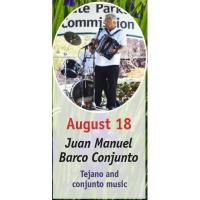 Peace Arch Concert Series: Juan Manuel Barco Conjunto