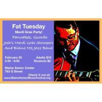 Fat Tuesday Mardi Gras Party