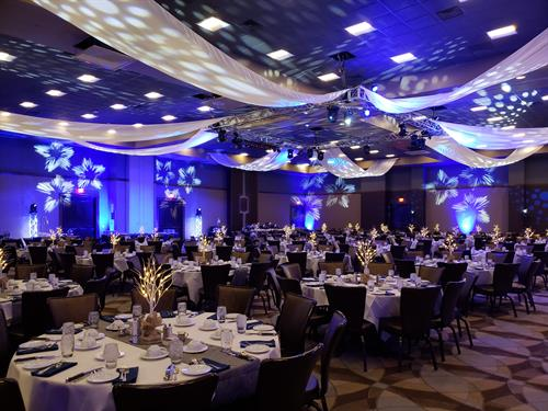 Event Center - Banquets & Meetings