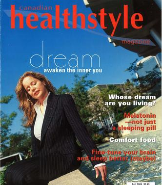 Fitness Columnist Dr. Mosher's Canadian Healthstyle Magazine