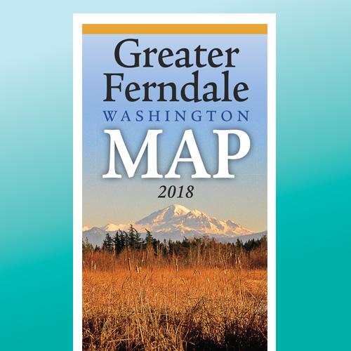 Ferndale WA Regional Map