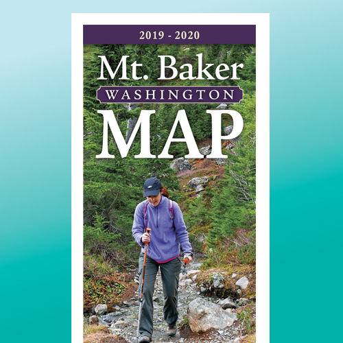Mt. Baker Regional Map