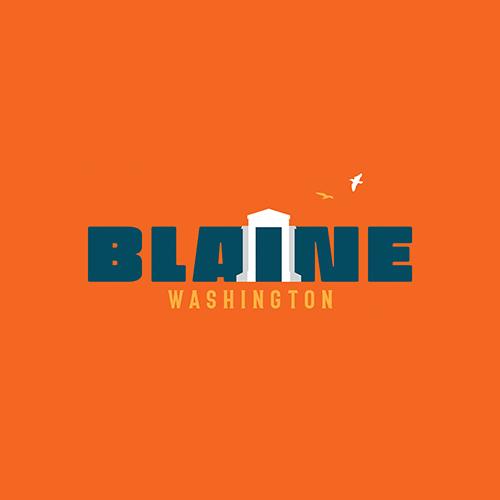 BRANDING: Blaine, Washington