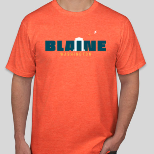 MARKETING: Blaine T-Shirt Design