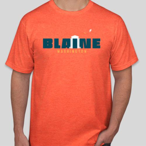 MARKETING: Blaine T-Shirt Design