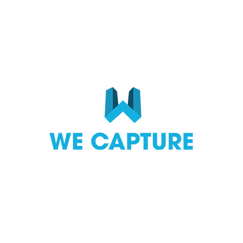 BRANDING: We Capture Real Estate Photography Logo