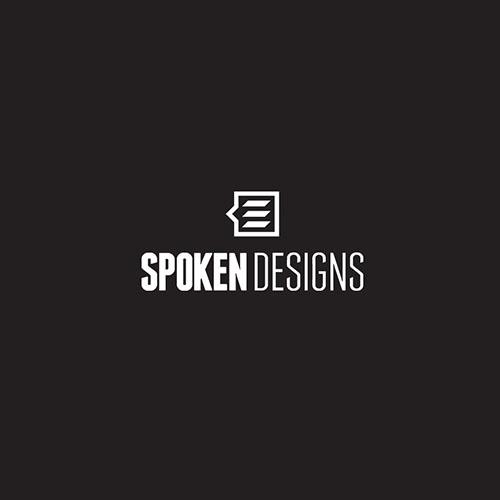 BRANDING: Spoken Designs Logo