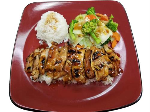 Teriyaki Chicken Zing!
