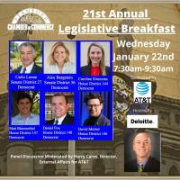 2020 21st Annual Legislative Breakfast