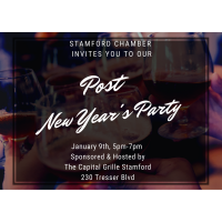 2020 Post New Year's Party  - SOLD OUT - NO WALK INS