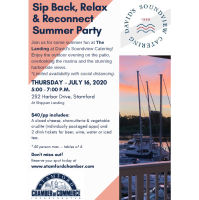 """Sip"" Back, Relax & Reconnect Summer Party"