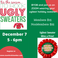 Ugliest Sweater Party