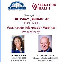 Stamford Health Vaccination Webinar