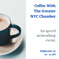 Speed Networking with the Greater NYC Chamber