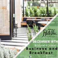 Business and Breakfast 12/18/2019