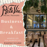 Business and Breakfast 02/26/2020