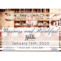 Business and Breakfast 1/15/2020