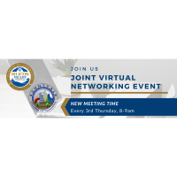 Silicon Valley Connect: (Previously known as Joint Virtual Networking Event with Sunnyvale Chamber of Commerce)