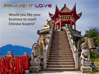 Did you know we can bring buyers to your door from China?
