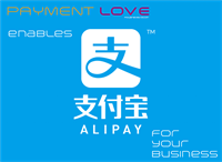 Payment Love enables your business to accept AliPay, bringing customers to your door
