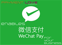 Payment Love's WeChat payments exposes your local business to new markets