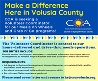 Council on Aging of Volusia County, Inc.