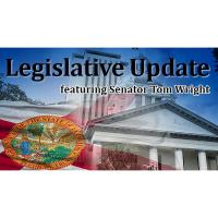 Legislative Update Webinar with Senator Tom Wright
