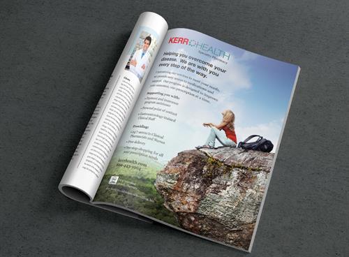 Kerr Drug Gastroenterology Magazine Ad