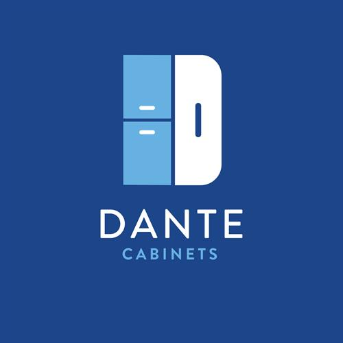 Dante's Cabinet logo design