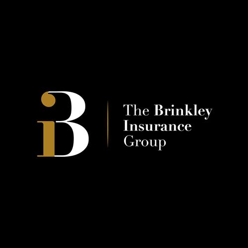 The Brinkley Insurance brand identity