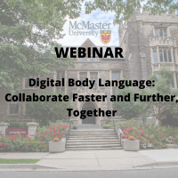 Digital Body Language: Collaborate Faster and Further, Togethe