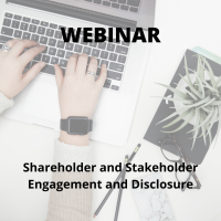 Shareholder and Stakeholder Engagement and Disclosur