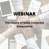 The Future of Good Corporate Governance