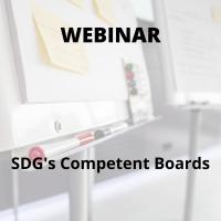 SDGs Competent Boards