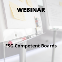 ESG Competent Boards