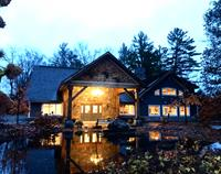 Our Main Lodge Reception & Seasons Restaurant