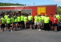 Ironman Volunteering