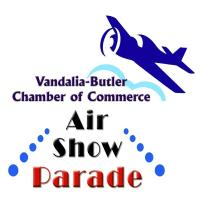 Air Show Parade...      The Vandalia Butler Chamber of Commerce Air Show Parade is  presented by Premier Health